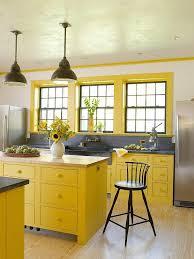 deco cuisine retro idee deco cuisine vintage retro gris jaune lzzy co