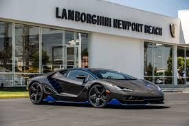 lamborghini centenario the first lamborghini centenario in the us has arrived autoguide
