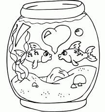 free printable large fish coloring pages free printable fish with