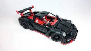 technic porsche 911 gt3 rs technic 42056 porsche 911 gt3 rs black n red youtube