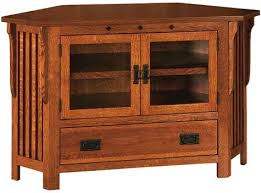 mission style corner tv cabinet up to 33 off royal mission corner tv stand corner tv stands