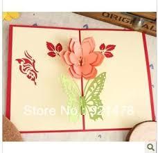 card invitation design ideas new design 3d beautiful flower