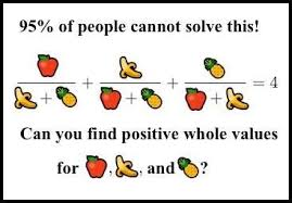 Why You No Like Meme - how to find the positive integer solutions to math frac x y z