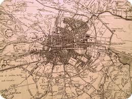 Map Of Dublin Ireland Old Dublin Ireland Map From The 1800s Genealogy Pinterest