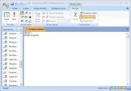 how to view table in sql view and edit sql in microsoft access