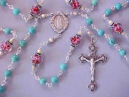 our of guadalupe rosary magnificat rosaries heirloom quality crafted catholic rosaries