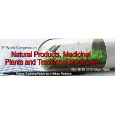 5th world congress on natural products medicinal plants and