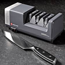wüsthof chef u0027schoice 3 stage electric knife sharpener williams