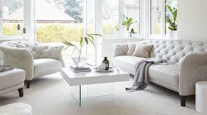 modern chesterfield sofa endearing white leather chesterfield sofa with modern 3 seater