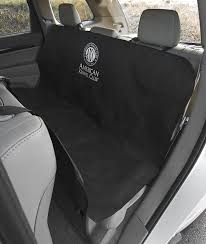 american kennel club pet car seat cover black chewy also backseat