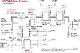 Radio Repeater Circuit Diagram Gbppr Cellular Extender