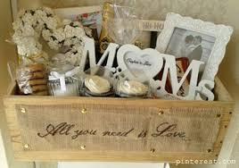 wedding gift basket wedding gifts