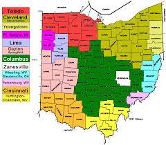Map Of Cincinnati Ohio by Gts U0027 Acc Map