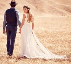 boho wedding dress plus size fantastic v neck summer boho wedding dresses chapel