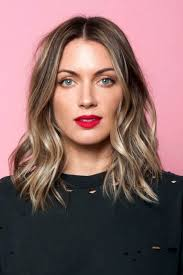 textured shoulder length hair medium length hairstyles for thin hair hairstyles update