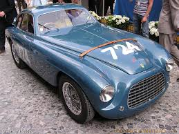 Ferrari California 1950 - coachbuild com touring ferrari 166mm 195s lm berlinetta 0026m