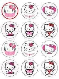 hello cupcake toppers hello my cupcake toppers