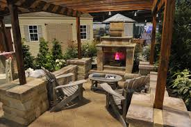 Home And Yard Design by Backyard Bbq Entertainment Ideas Backyard And Yard Design For