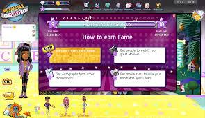 what is fame u2013 moviestarplanet
