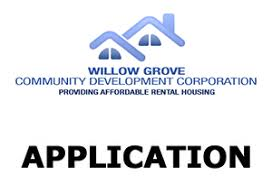 low income housing applications willow grove pa willow grove