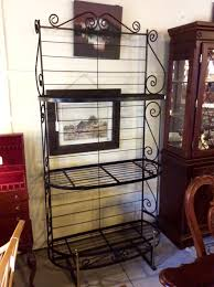 Storage Bakers Rack Furniture French Bakers Rack Corner Bakers Rack With Wine