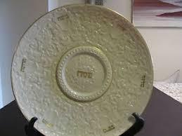 what s on a seder plate lenox seder plate ebay