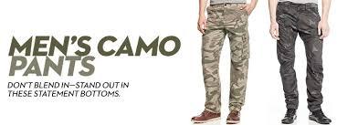 men u0027s camo pants shop men u0027s camo pants macy u0027s