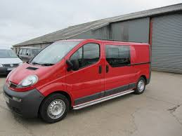 renault van renault trafic apollo stainless steel polished side steps swb l1