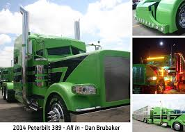 peterbilt show trucks show trucks trucker tips blog