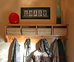 entryway shelf do it yourself home projects from ana white
