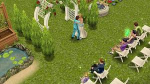 Wedding Cake In The Sims 4 Have A Fairy Tale Wedding The Sims Free Play Screenshots
