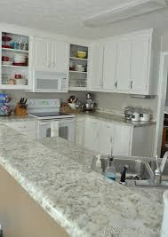 How To Install Kitchen Countertops by How To Install Your Own Laminate Countertops We Did And Saved