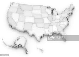 usa map with alaska and hawaii usa stock photos and pictures getty images
