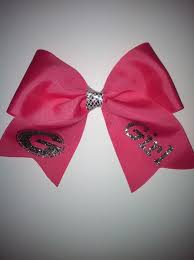 ribbon for hair that says gymnastics 31 best cheer bow and hair bows images on pinterest cheer bows
