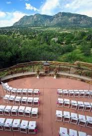 wedding venues in colorado springs columbine point snow mountain ranch wedding