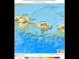 earthquake bali 2017 bali quake