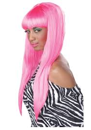 Halloween Costumes Wigs Halloween Costumes Pink Wig Ideas Wigs Unique