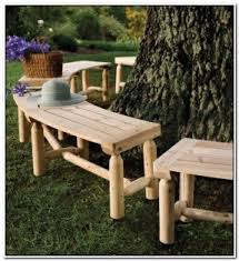 unfinished wood benches foter