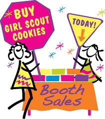 photo booth sales cookie crumbs