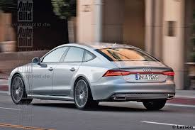 2017 audi a7 rendered to launch next year