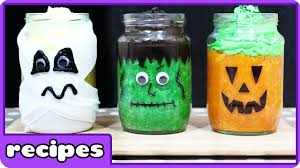 halloween mini jar cake recipe cake in a jar easy halloween