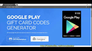 play gift card code generator how to use play gift card generator free play