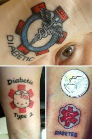diagnostic ink the skinny on medical tattoos webecoist