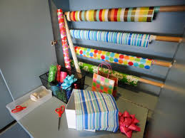 wrapping supplies how to organize crafting and gift wrapping supplies hgtv