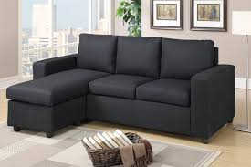 Black Sectional Sofas Black Leather Reclining Sectional Radionigerialagos