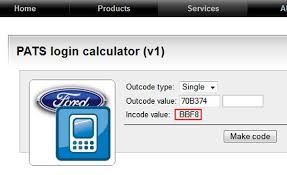 ford com login how forscan scanner program pats for ford mazda and lincoln