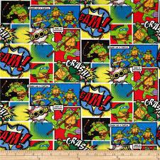 teenage mutant ninja turtles home decor nickelodeon teenage mutant ninja turtles comic patch multi