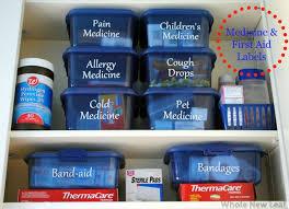 Organize Bathroom Cabinet by 30 Best Organize My Medicine Cabinet Images On Pinterest