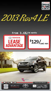 toyota lease 337 best country hills toyota images on pinterest toyota
