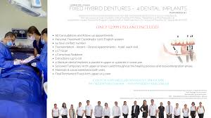 Best Recommended Materials Hybrid Dentures Mexico U2013 Incredible Deal U2013 Dentaris Centre For